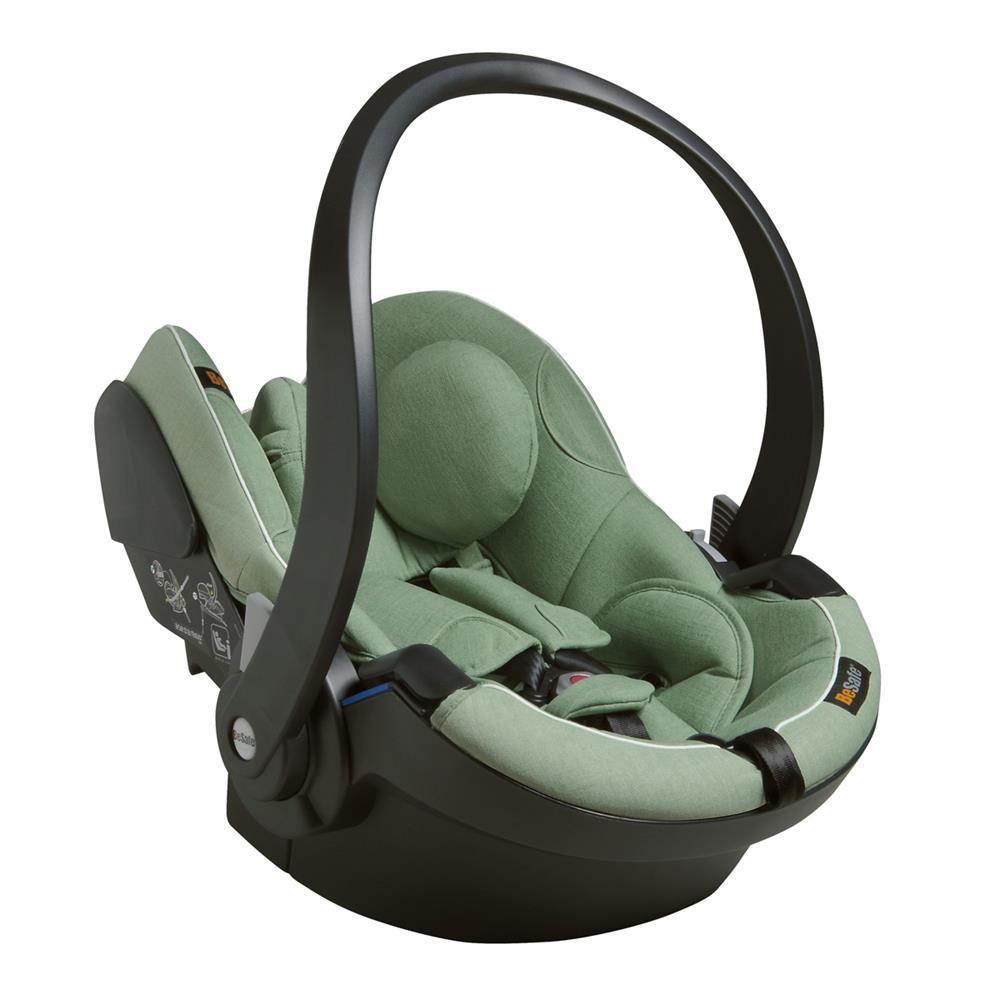 besafe izi go modular i size babyschale seagreen melange kidscomfort. Black Bedroom Furniture Sets. Home Design Ideas