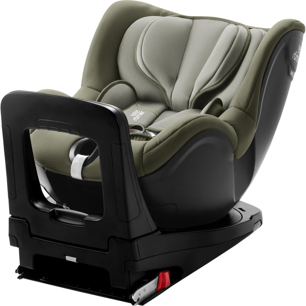britax kindersitz dualfix i size br olive green. Black Bedroom Furniture Sets. Home Design Ideas