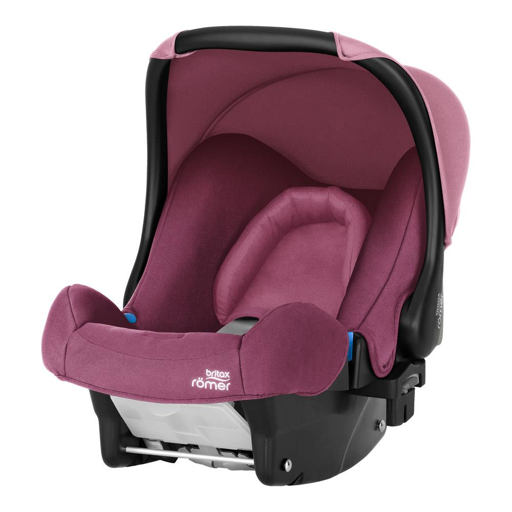 britax r mer infant carrier baby safe wine rose. Black Bedroom Furniture Sets. Home Design Ideas