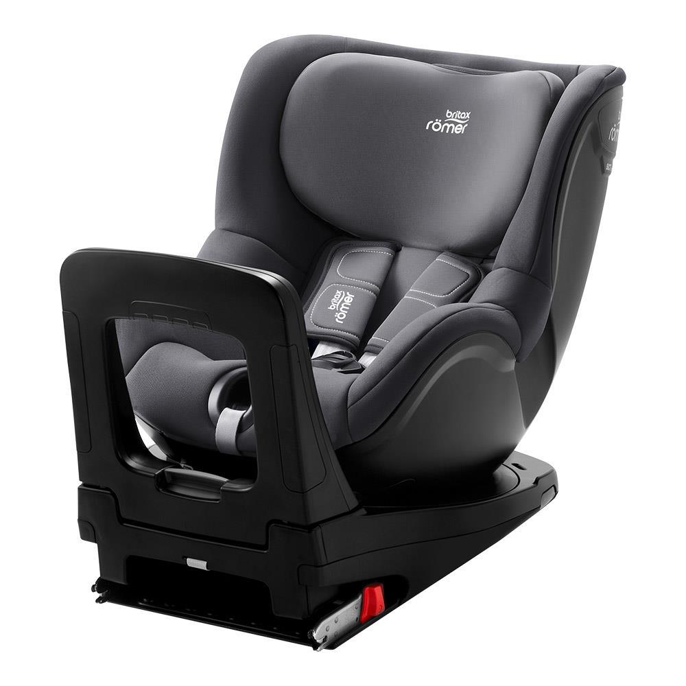 britax r mer child car seat dualfix m i size storm grey. Black Bedroom Furniture Sets. Home Design Ideas