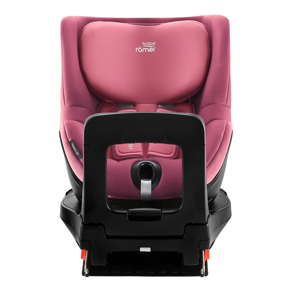 britax r mer kindersitz dualfix m i size design wine rose. Black Bedroom Furniture Sets. Home Design Ideas