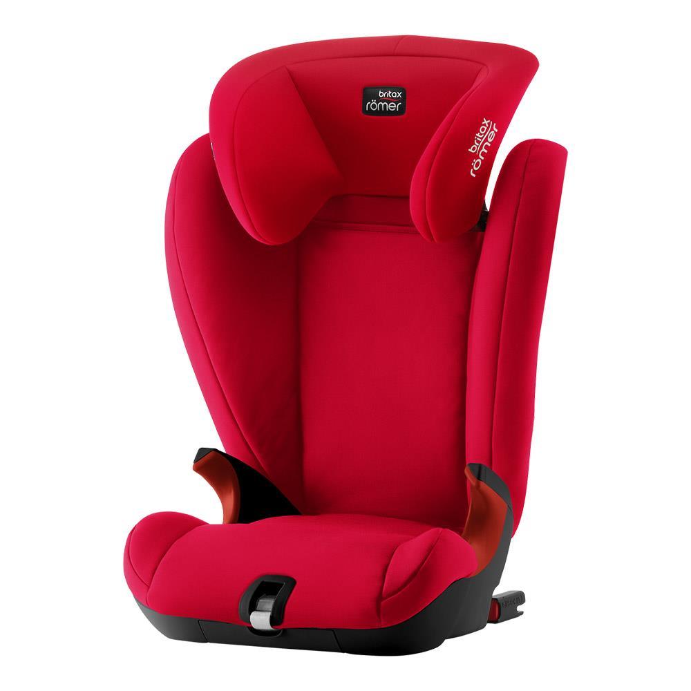 britax r mer kindersitz kidfix sl sict design 2019 fire red. Black Bedroom Furniture Sets. Home Design Ideas
