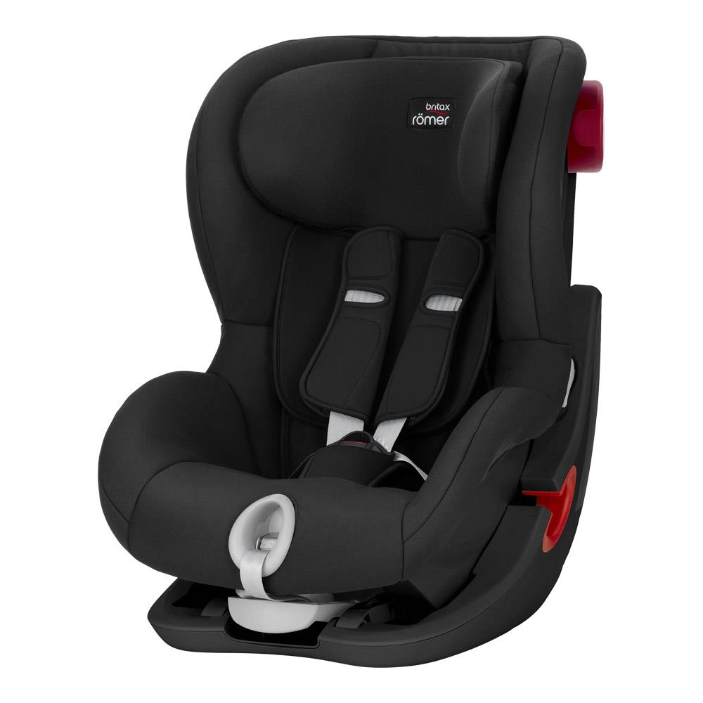 britax r mer kindersitz king ii black series design 2019. Black Bedroom Furniture Sets. Home Design Ideas