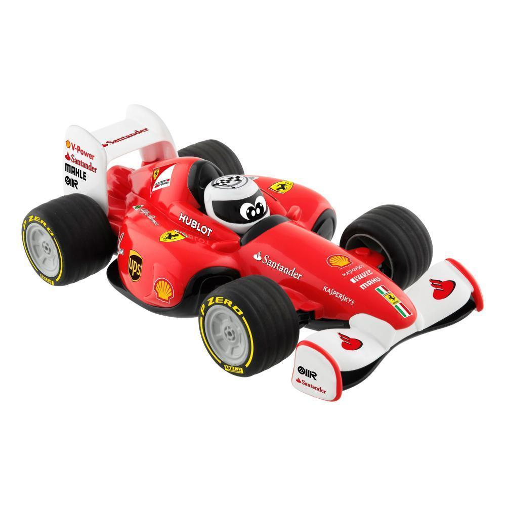 chicco ferngesteuertes auto ferrari formel 1 racer. Black Bedroom Furniture Sets. Home Design Ideas