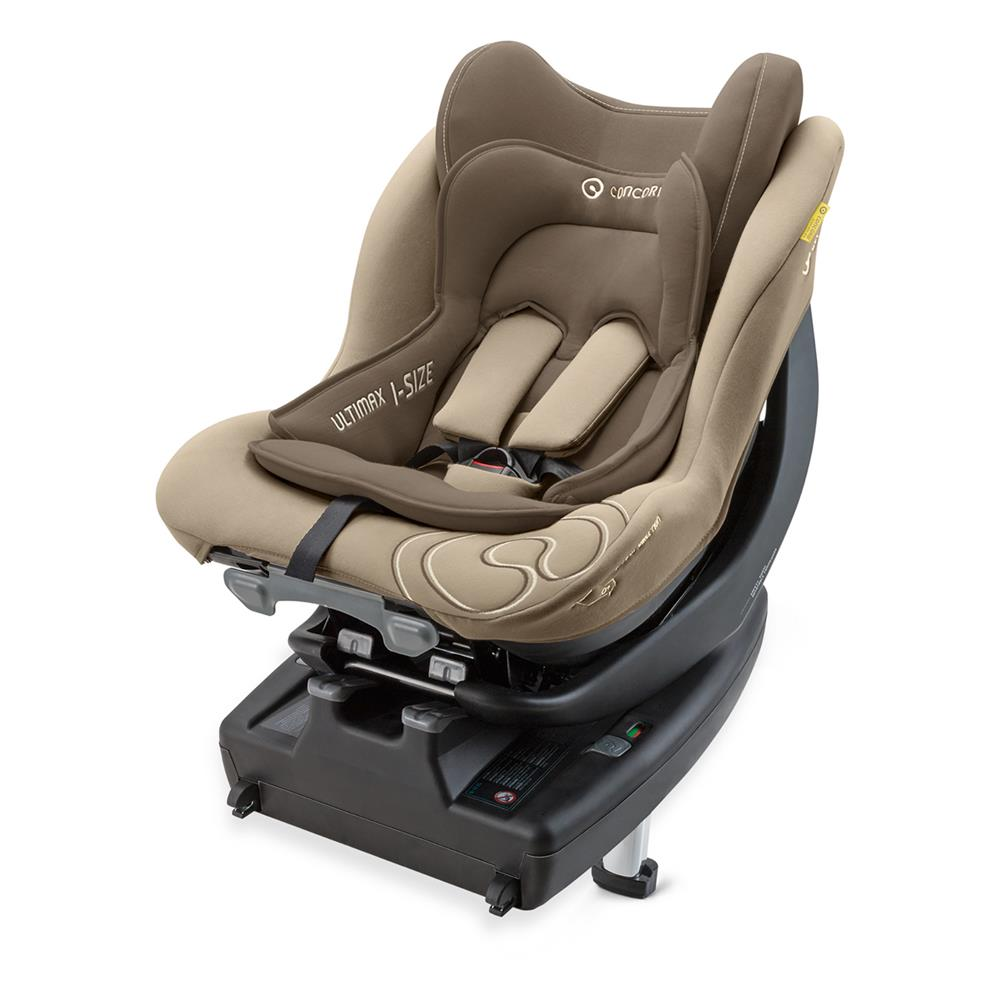 concord ultimax i size child seat 2017 powder beige. Black Bedroom Furniture Sets. Home Design Ideas