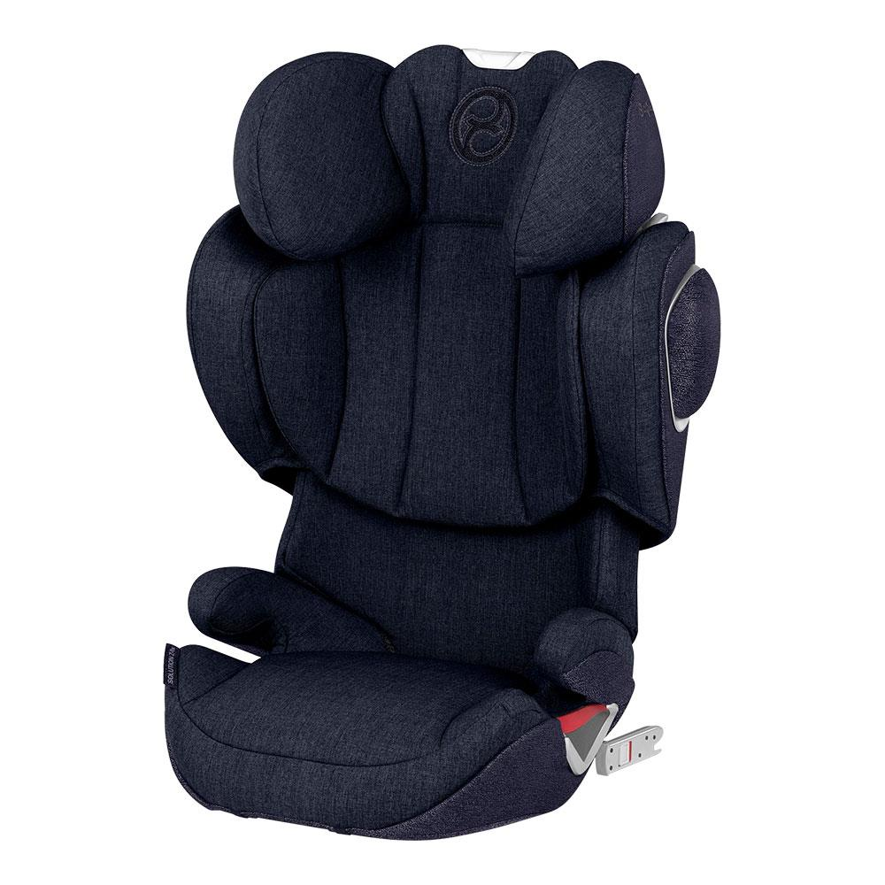 cybex child car seat solution z fix plus design 2019. Black Bedroom Furniture Sets. Home Design Ideas