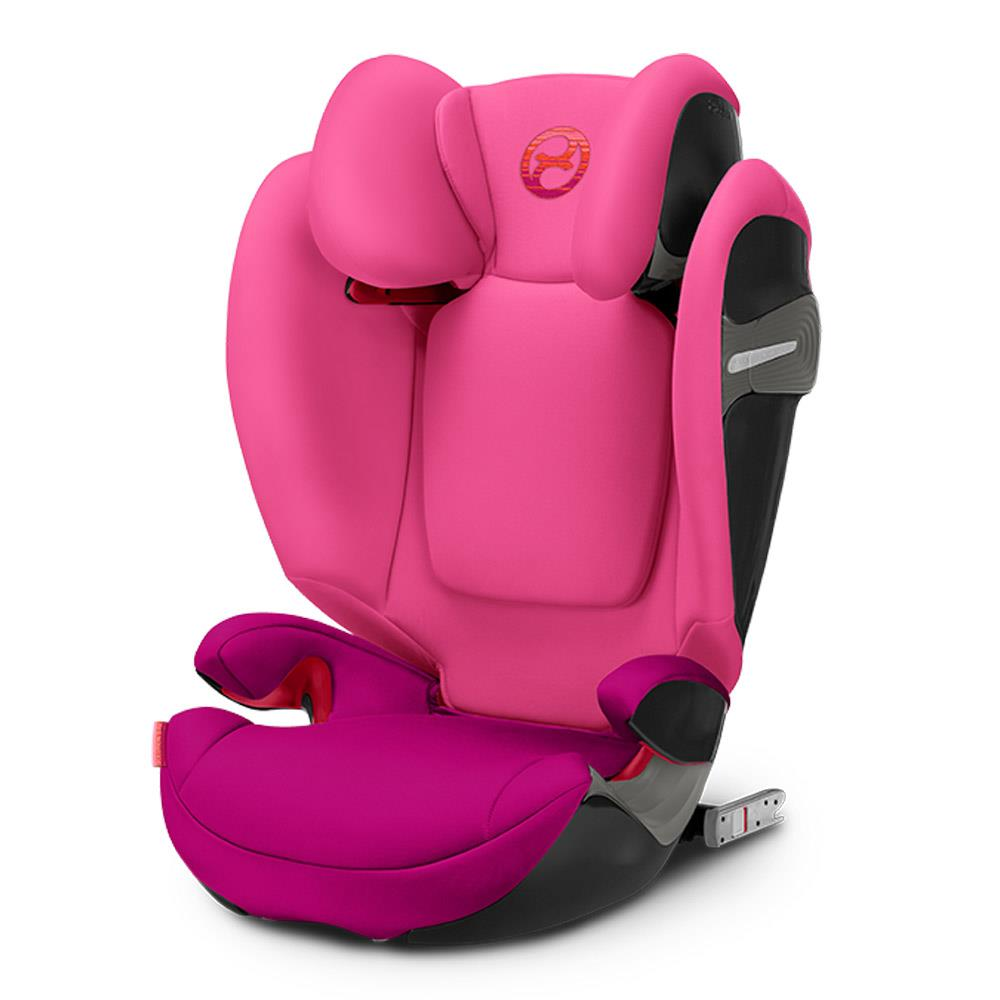 cybex child seat solution s fix passion pink. Black Bedroom Furniture Sets. Home Design Ideas