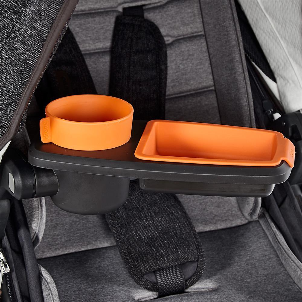 snack tray f r quantum kinderwagen von diono. Black Bedroom Furniture Sets. Home Design Ideas