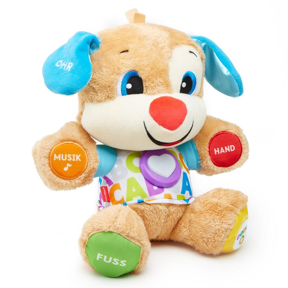 Fisher Price Learning Fun Dog Abc