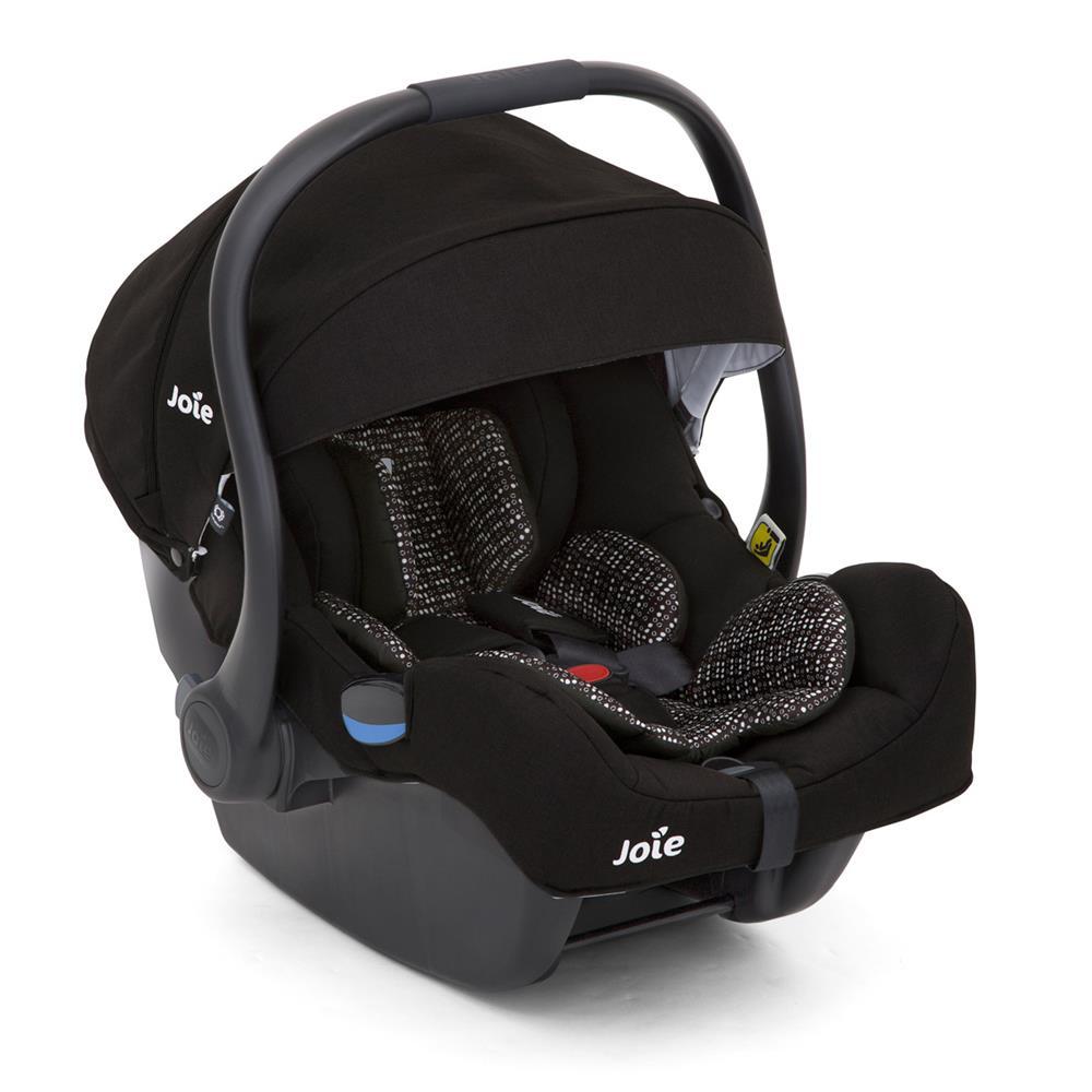 joie i gemm infant carrier dots. Black Bedroom Furniture Sets. Home Design Ideas