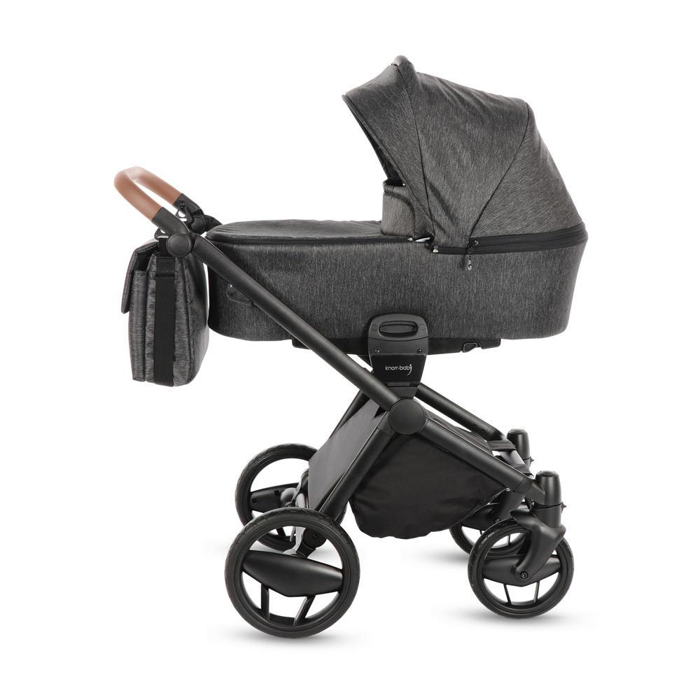 Knorr-Baby Adapter für Kombi-Kinderwagen For You