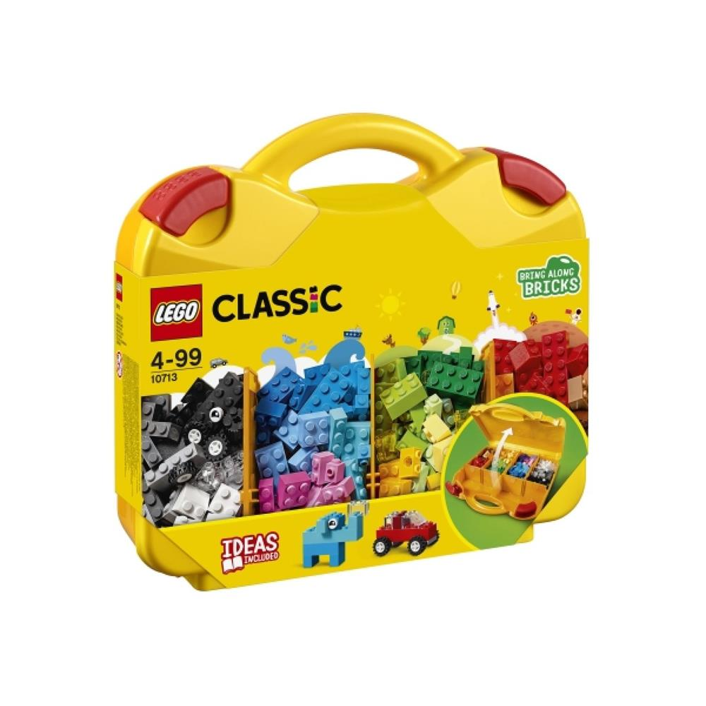 Lego Classic Building Blocks Starter Case Colors Kidscomforteu
