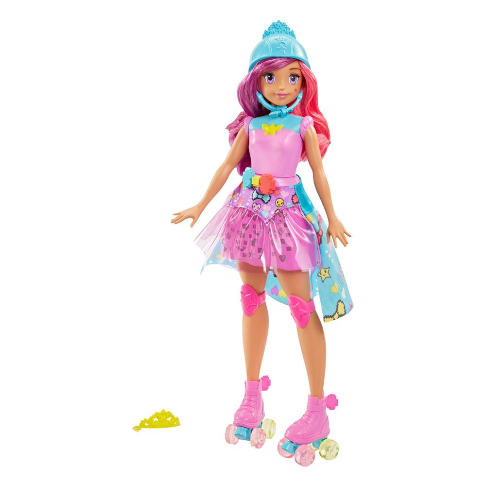 Mattel Barbie Video Game Hero Match Princess Bella