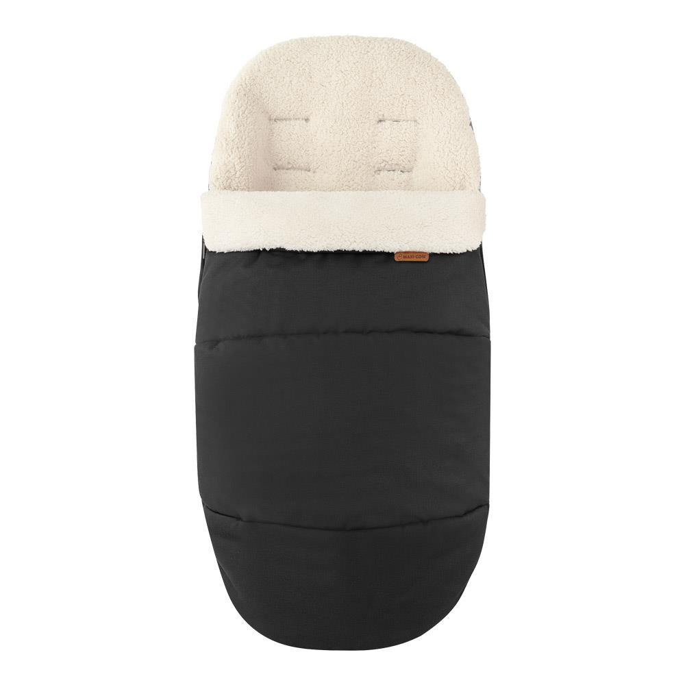 maxi cosi 2 in 1 winterfu sack black raven. Black Bedroom Furniture Sets. Home Design Ideas