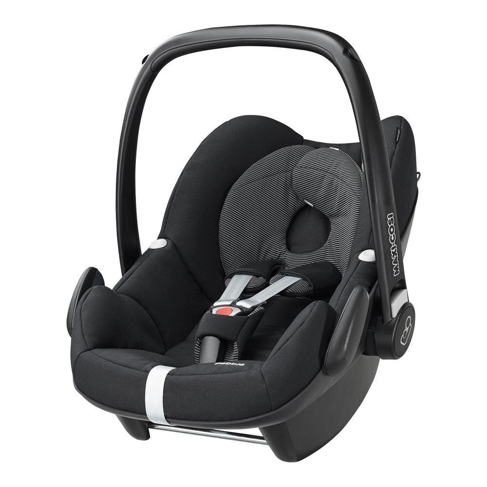 maxi cosi baby car seat pebble design 2017 black raven. Black Bedroom Furniture Sets. Home Design Ideas
