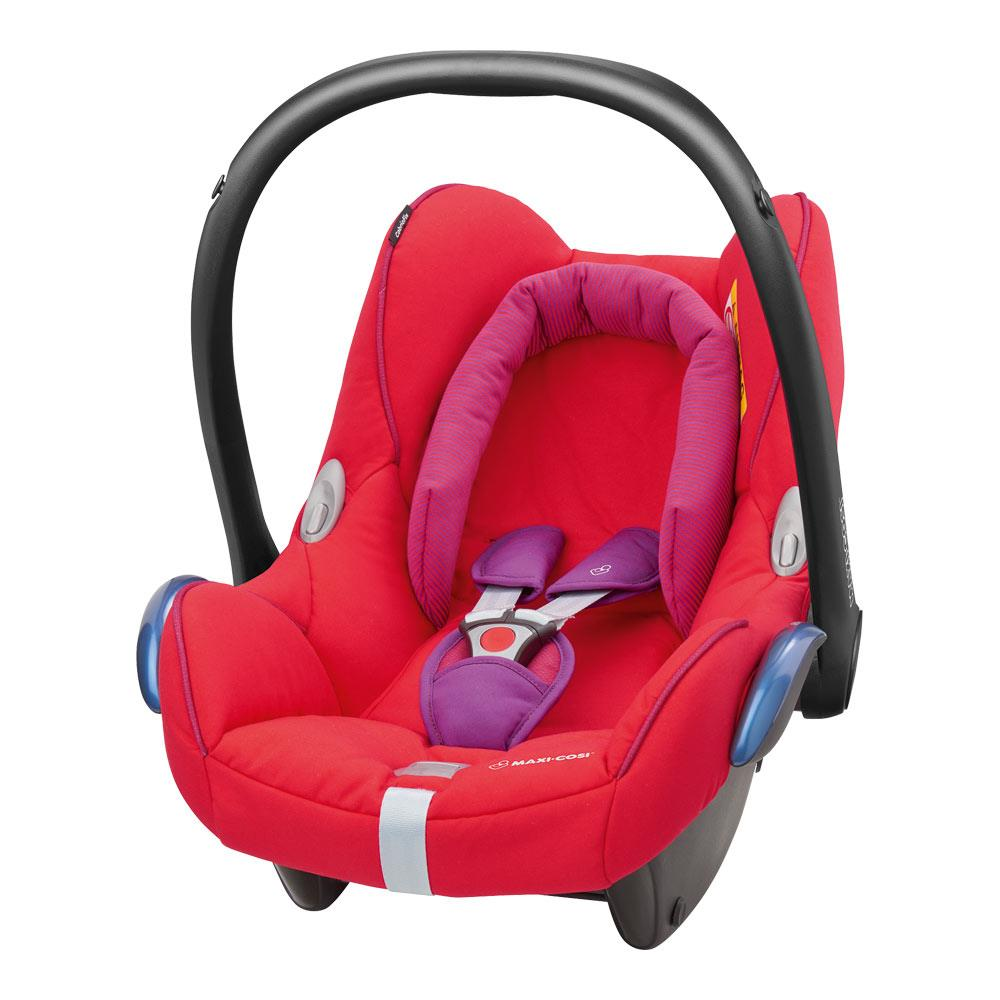 maxi cosi babyschale cabriofix design red orchid. Black Bedroom Furniture Sets. Home Design Ideas
