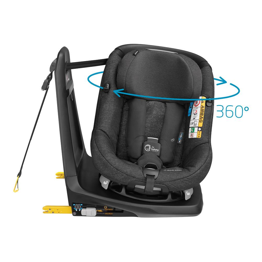 Maxi Cosi I Size Child Car Seat Axissfix Air With Integrated AIRBAG