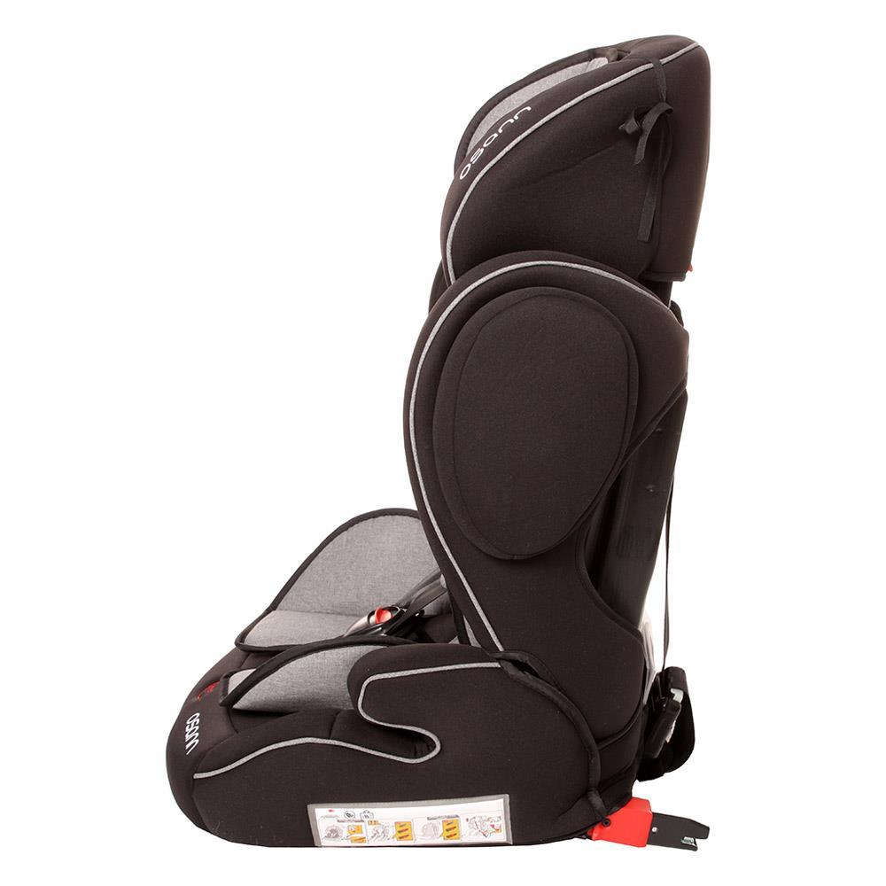 osann car child seat flux isofix grey melange. Black Bedroom Furniture Sets. Home Design Ideas