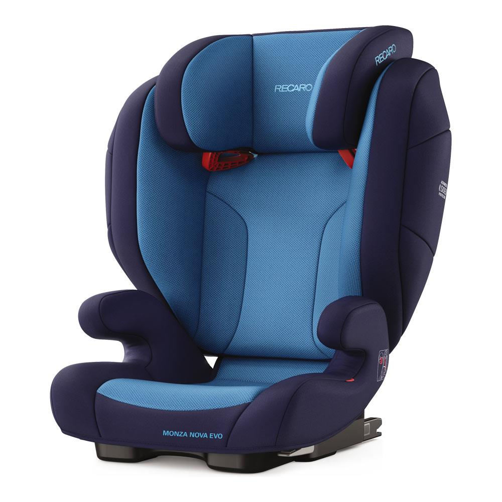 Recaro Child Car Seat Monza Nova Evo Seatfix Design 2018