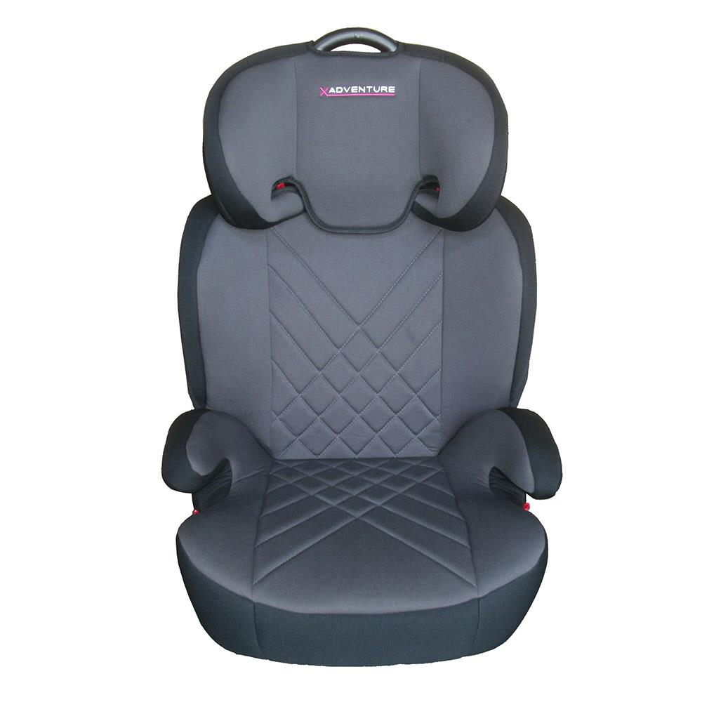 Excellent X Adventure Car Seat Junior Gr 2 3 Isofix Bralicious Painted Fabric Chair Ideas Braliciousco