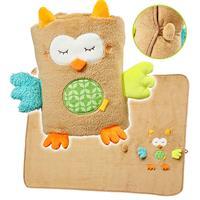 BabyFehn Cuddleblanket Owl