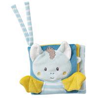 BabyFehn Soft-Bilderbuch Fledermaus
