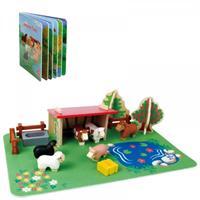 Hape Meine kleine Welt - Farm - Unsere Tiere