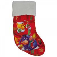 Kaufmann Winnie the Pooh Christmas Sock
