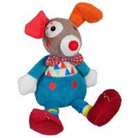 Ebulobo Plüschtier Gustave, der Schmuse-Clown