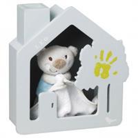 BabyArt Memory House Kästchen zur Aufbewahrung des z.B. liebsten Kuscheltieres