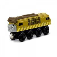 Fisher-Price Asst. CRB12 Thomas und seine Freunde Holzlokomotive Diesel 10 (medium) Y40760