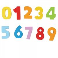 Hape wooden figures numbers & n