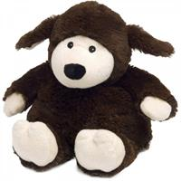 Greenlife Value Warmies Beddy Bears heatable stuffed toy with lavender-filling Schaf dark brown