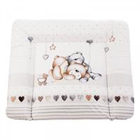 Zöllner Softy changing mat foil SchmuseBear 75 x 85 cm