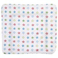 Zöllner Softy Changing Mat Colour Stars 75 x 85 cm