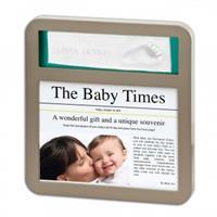 BabyArt News Print Frame