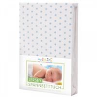 Zöllner Jersey Fitted Sheet Little Star 60/120 & 70/140 cm