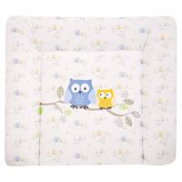 Zöllner Softy changing mat foil Small Owln White 75 x 85 cm