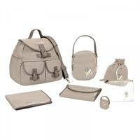 Babymoov Diaper Bag Street Style Taupe