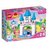 LEGO DUPLO Cinderella's Märchenschloss
