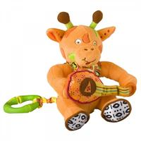 Babymoov multifunctional rattle with music Giraffe
