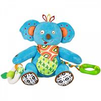 Babymoov Multifunction-Rattle with music, monkey