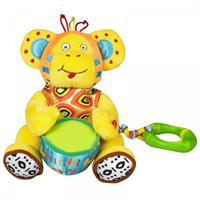 Babymoov multifunctional rattle with music Affe