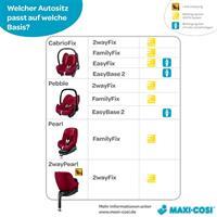 Maxi Cosi 2WayFix Basis für 2WayPearl Detailansicht 01