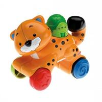 Fisher-Price Rollfreund Roll-Gepard