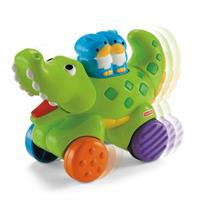 Fisher Price Disney Baby Amazing Animals? Rollin' Tunes? Mufasa or Dumbo selectable
