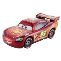Disney Cars CBG10 Die-Cast Neon Racers Neon Racer Lightning McQueen