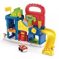 Fisher-Price Little People Wheelies Wasch- und Werkstattcenter