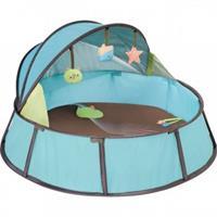 Babymoov Babyni Reisebett/Spielpark Farbe türkis / braun