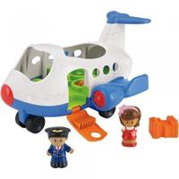 Fisher-Price BJT56 Little People Flugzeug